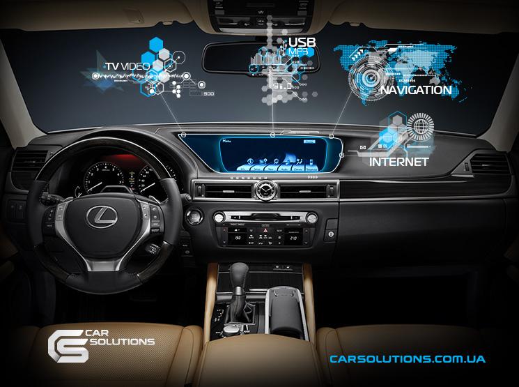 Банери для інтернет-магазину Car Solutions