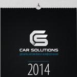 Car Solutions Calendar