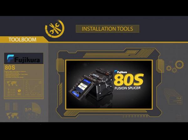 Видеообзор оборудования для обслуживания оптоволоконных систем