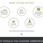GSMServer Offer
