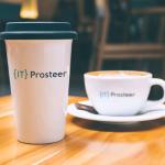 Брендінг для IT Prosteer