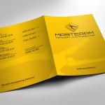 Дизайн каталогу Masteram