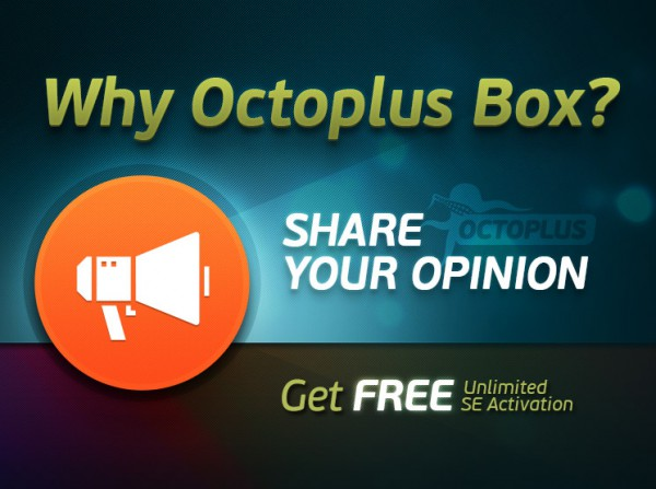 Баннеры для Octoplus Box