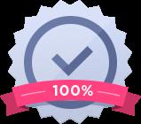 Ми гарантуємо 100% уваги до вашого проекту і роботу виключно на результат, який сподобається вам і вашим клієнтам.