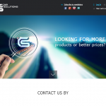 Car Solutions Landing Page
