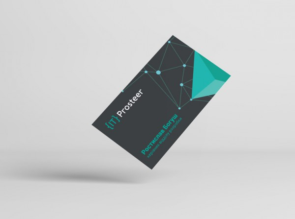 Business Cards for IT Prosteer