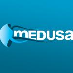 Логотип Medusa