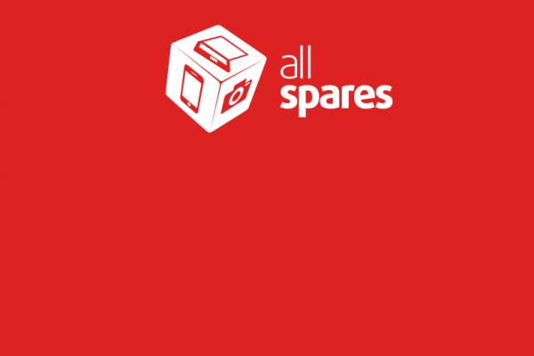All Spares Website Mobile Version Design
