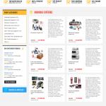 Дизайн магазину ToolBoom на eBay