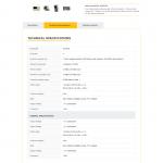 Masteram Landing Page