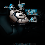 3D Logo and Poster for Car Solutions