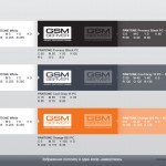 Брендбук для GsmServer